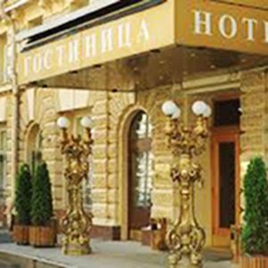 Гостиницы Иланского