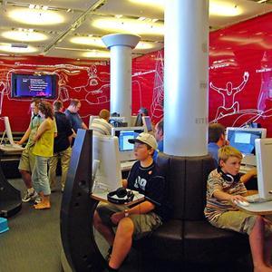 Интернет-кафе Иланского