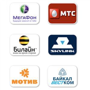 Операторы сотовой связи Иланского