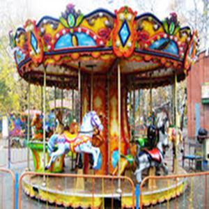 Парки культуры и отдыха Иланского