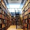 Библиотеки в Иланском