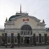 Железнодорожные вокзалы в Иланском