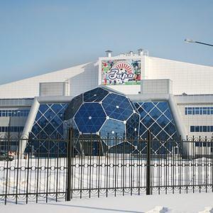 Спортивные комплексы Иланского